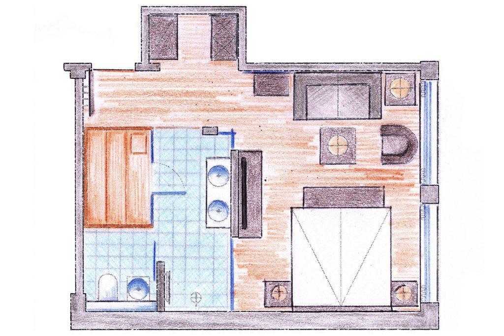 Wellness Doppelzimmer 17